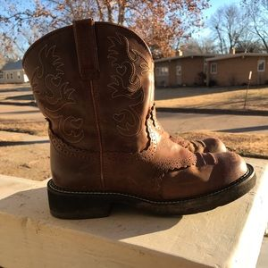 Ariat Fatbaby boots Size 10b